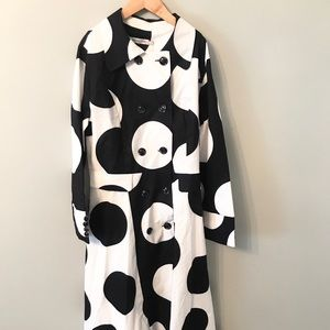 New MISSLOOK Black & White Maxi Dress!